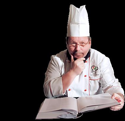 Ausbildung zum Koch, zur Köchin | {Koch bei der arbeit 61}